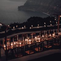 Candlelit Dining