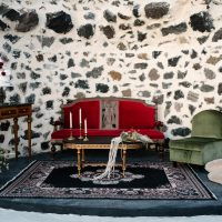 Santorini prop hire, furniture rental, accessories, authentic, genuine, wedding decor