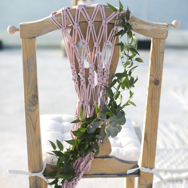 macrame, dipdye, santorini, destination, elopement, microwedding, wedding inspo, bridal inspiration, wedding decoration, props, rentals