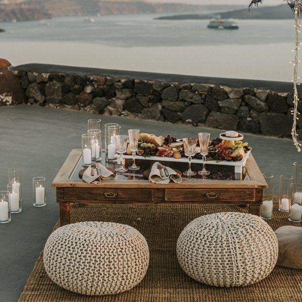 cushions, textiles, Moroccan, boho, chic, stylish rentals, contemporary wedding accessories, Santorini destination style design