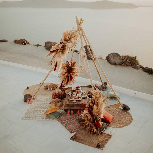 wedding textiles, decor, elopement, micro wedding, wedding trends, carpets, rugs, ceremony, reception